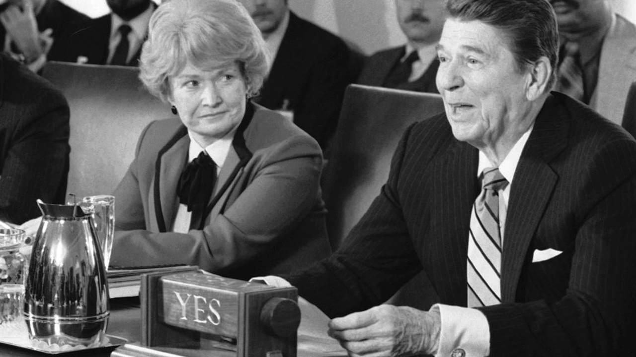 Reagan Was a Beloved President, Not a 'Telegenic Oppressor'