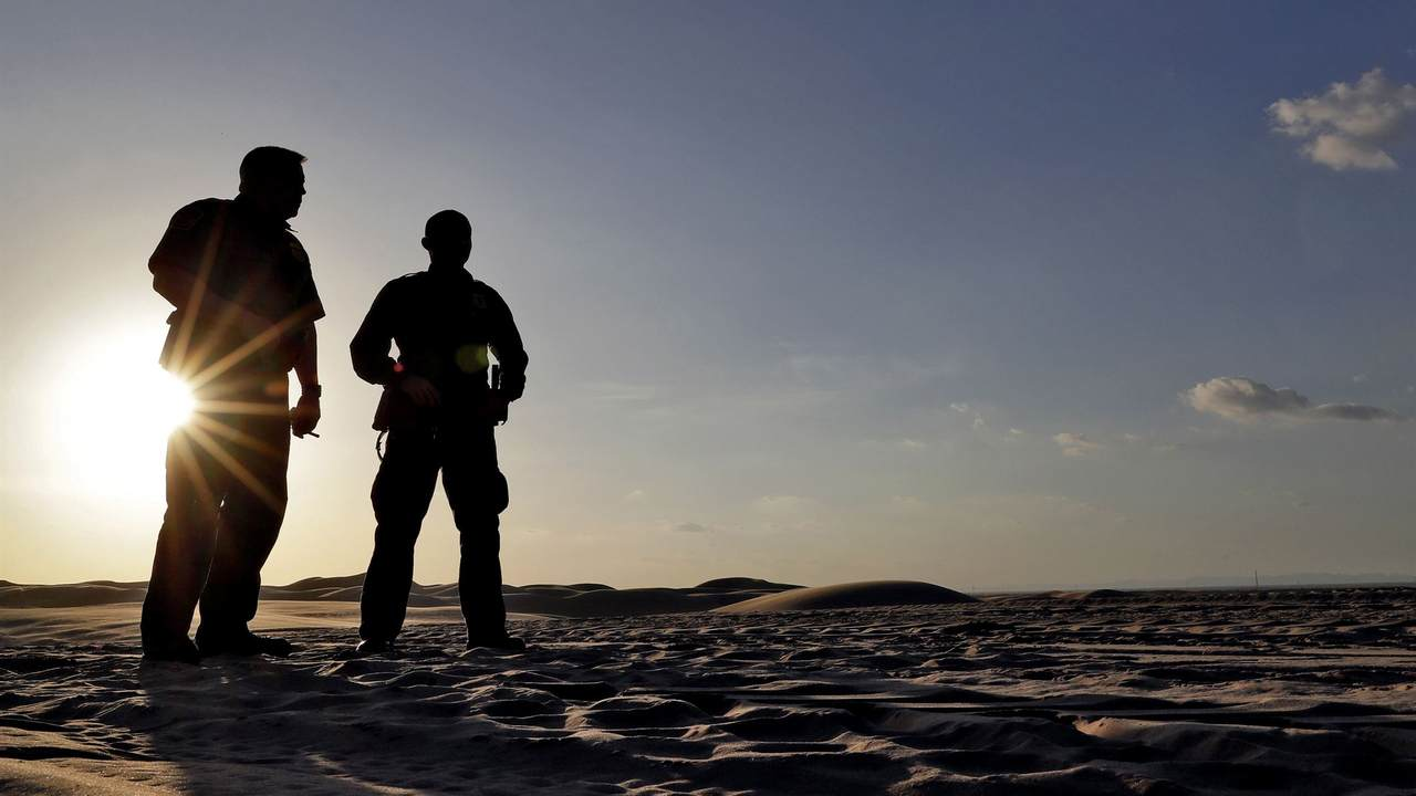 CBP Agents Rescue 4 Lost Illegals Who Called 911 After Crossing Border