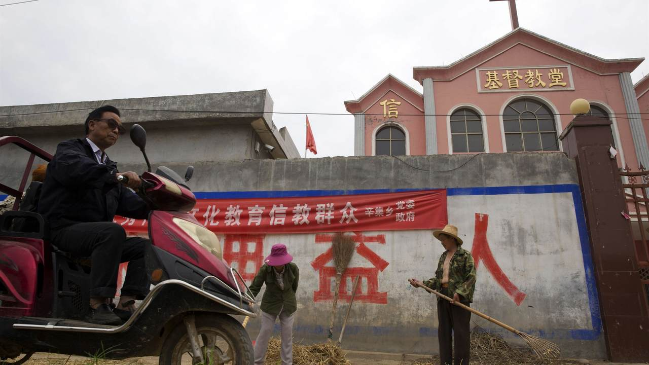 China Continues Its Attack on Christianity Even Amid Wuhan Coronavirus Pandemic
