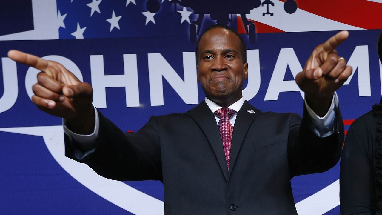John James Outraises Gary Peters for the Second Quarter in a Row in Michigan Senate Race
