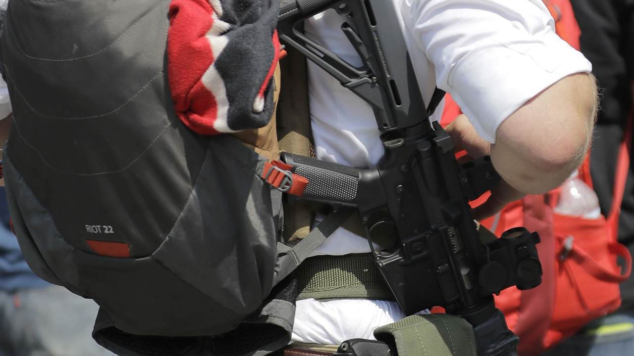 Virginia Is Undergoing a Second Amendment 'Uprising' Against Anti-Gun Democrats