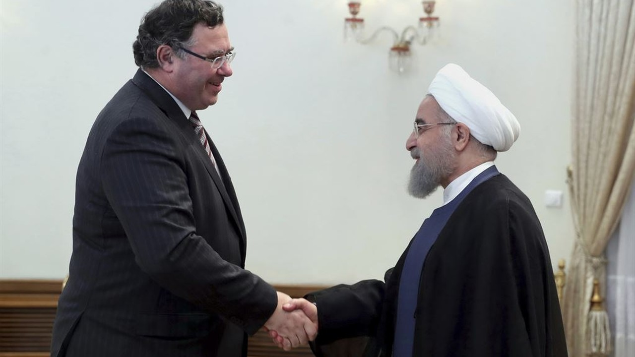 Iran oil minister: French oil giant Total pulls out if Iran - AP News - Breaking...