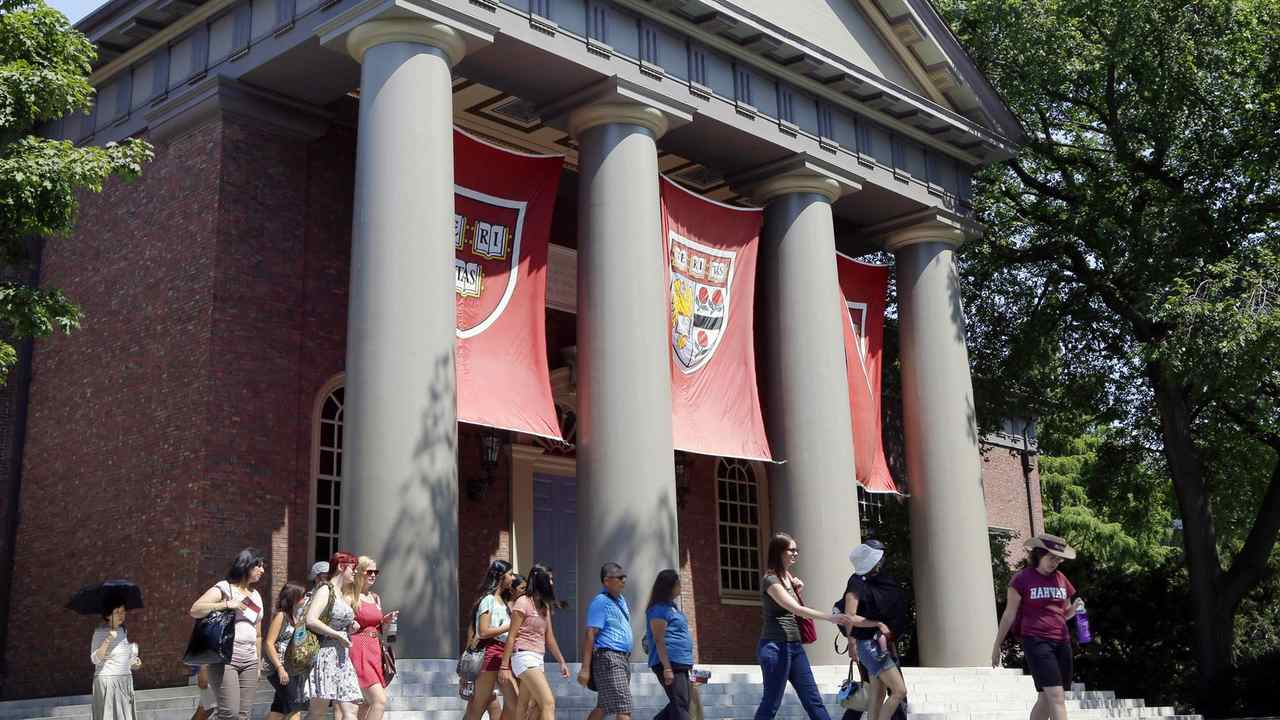 Harvard Called Out For Being Too Woke in 'Birthing People' Description of Women