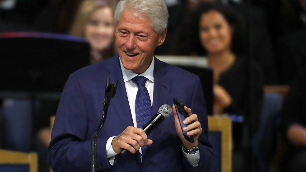 Why Bill Clinton Is Earning His 'Slick Willy' Moniker After the Jeffrey Epstein Docs Were Unsealed