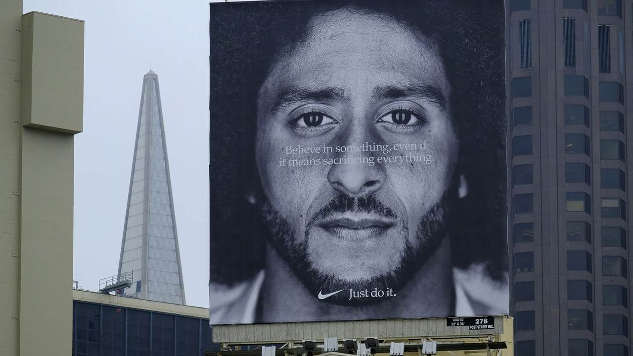 just blew it: nike favorability dropsdouble-digits, no boost in
