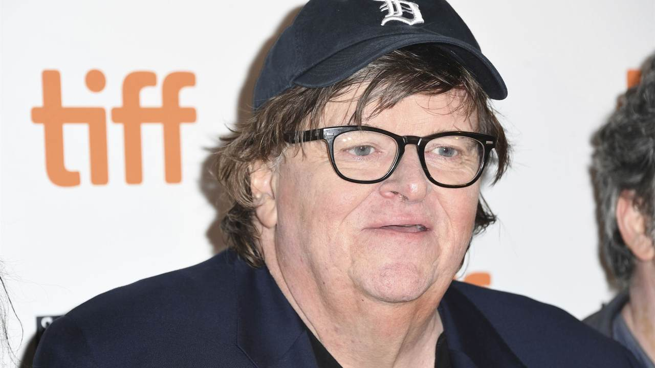 Michael Moore Comes Out of His Basement to Warn Dems About the November Election