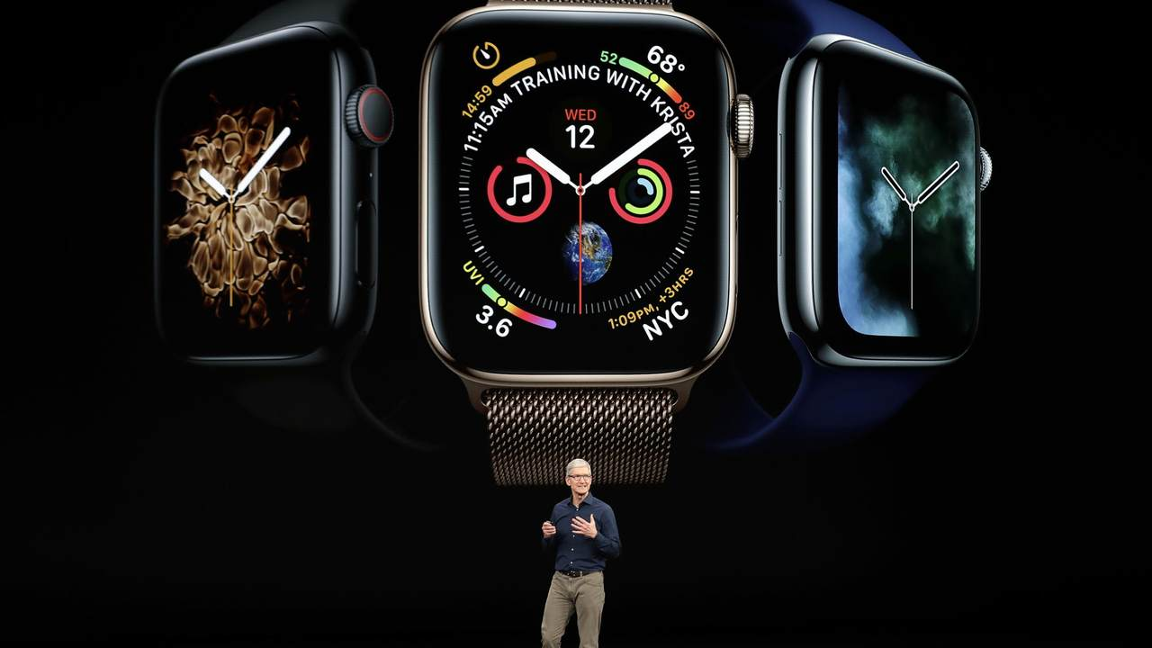 How Apple Watches Can Help People Through the Coronavirus Pandemic