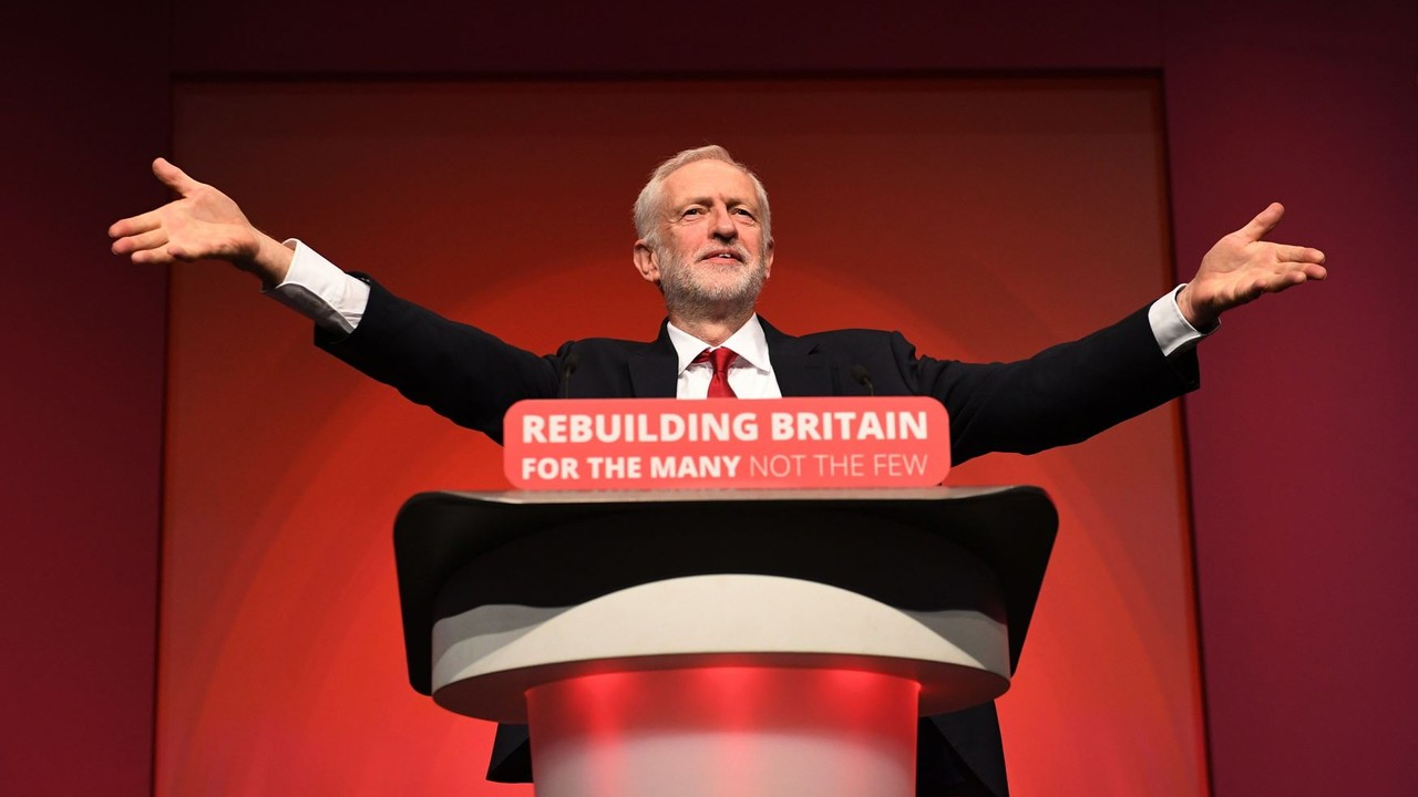 Wow. Labour Really Turned on Their Leader Jeremy Corbyn Last Night.