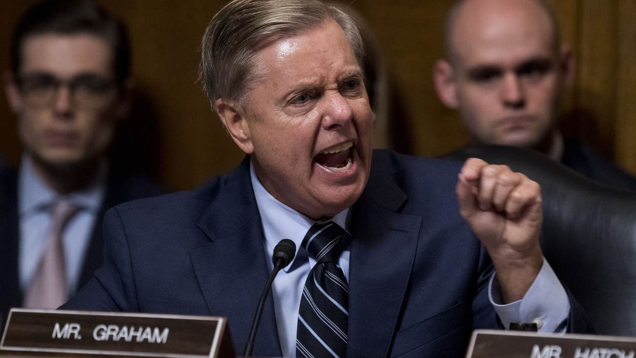 Chairman Lindsey Graham? He's Reportedly Eyeing THIS Committee