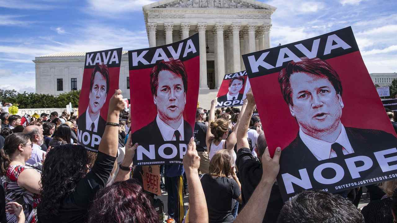 Meet the Celebrities Who Came Unraveled After Kavanaugh's Confirmation