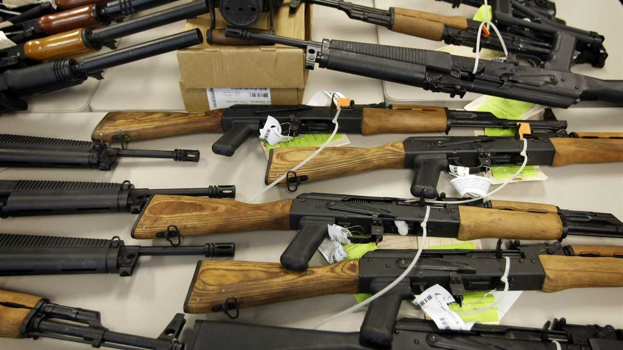 Indianapolis Gun Store Shut Down, Firearms Seized By ATF