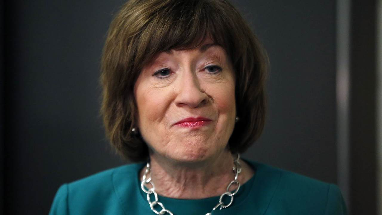 Sen. Collins Losing No Sleep Over Susan Rice's Challenge: 'I Really Have Little Interest in What She Has to Say'
