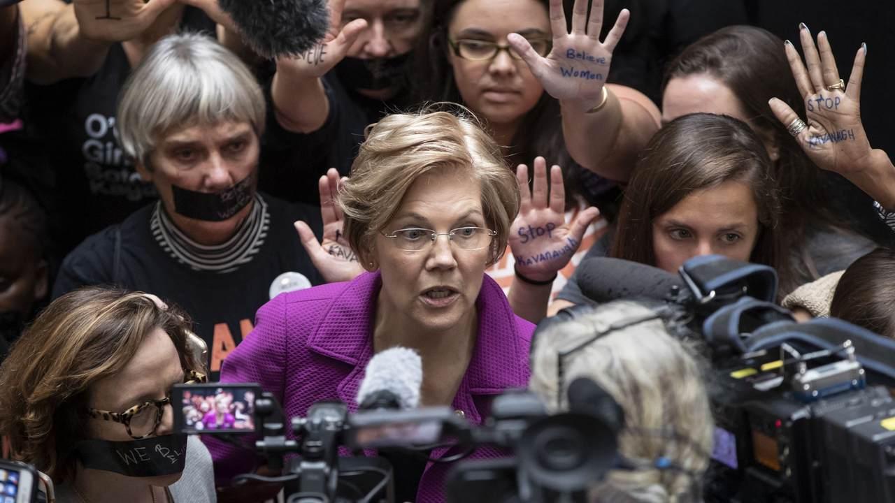 Elizabeth Warren Cannot Plan For Creative Surprises