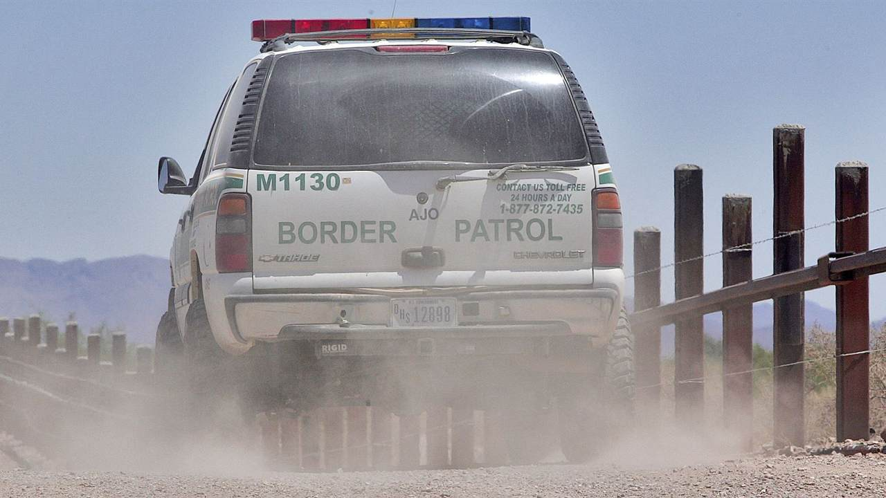 Border Patrol Agents Nab Convicted Murderer in Texas