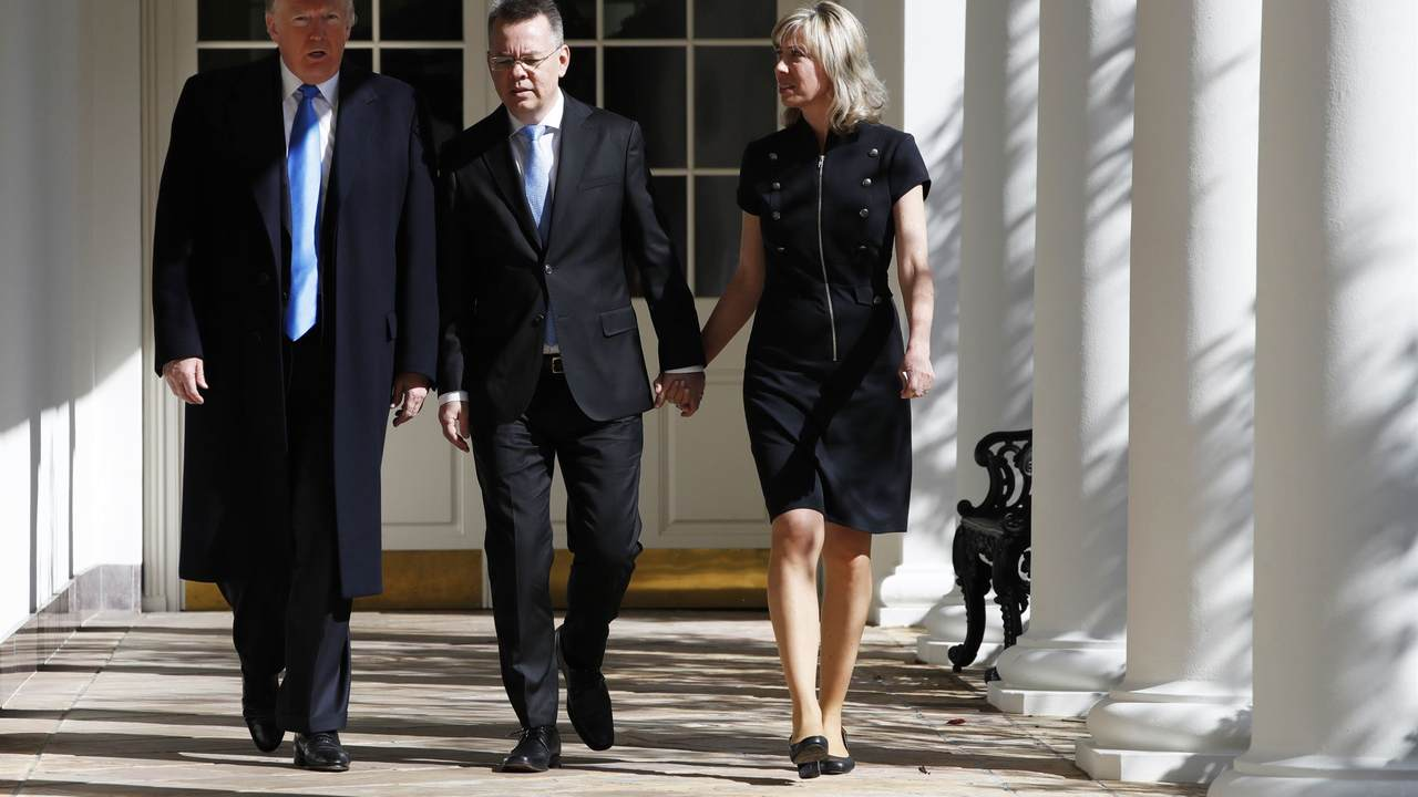 Pastor Brunson on His 'Dreadful' Imprisonment in Turkey, and Miraculous Release