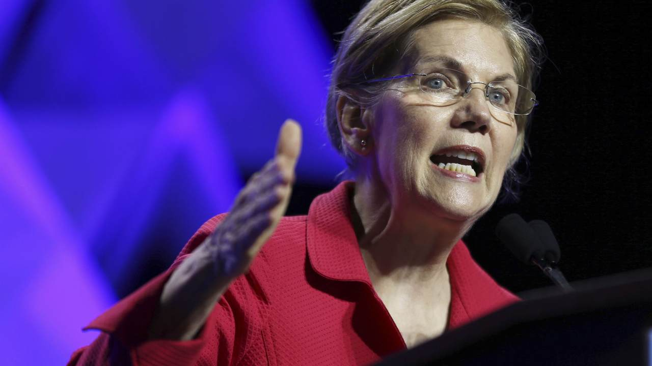 Elizabeth Warren States the Obvious: I'm not a Woman of Color