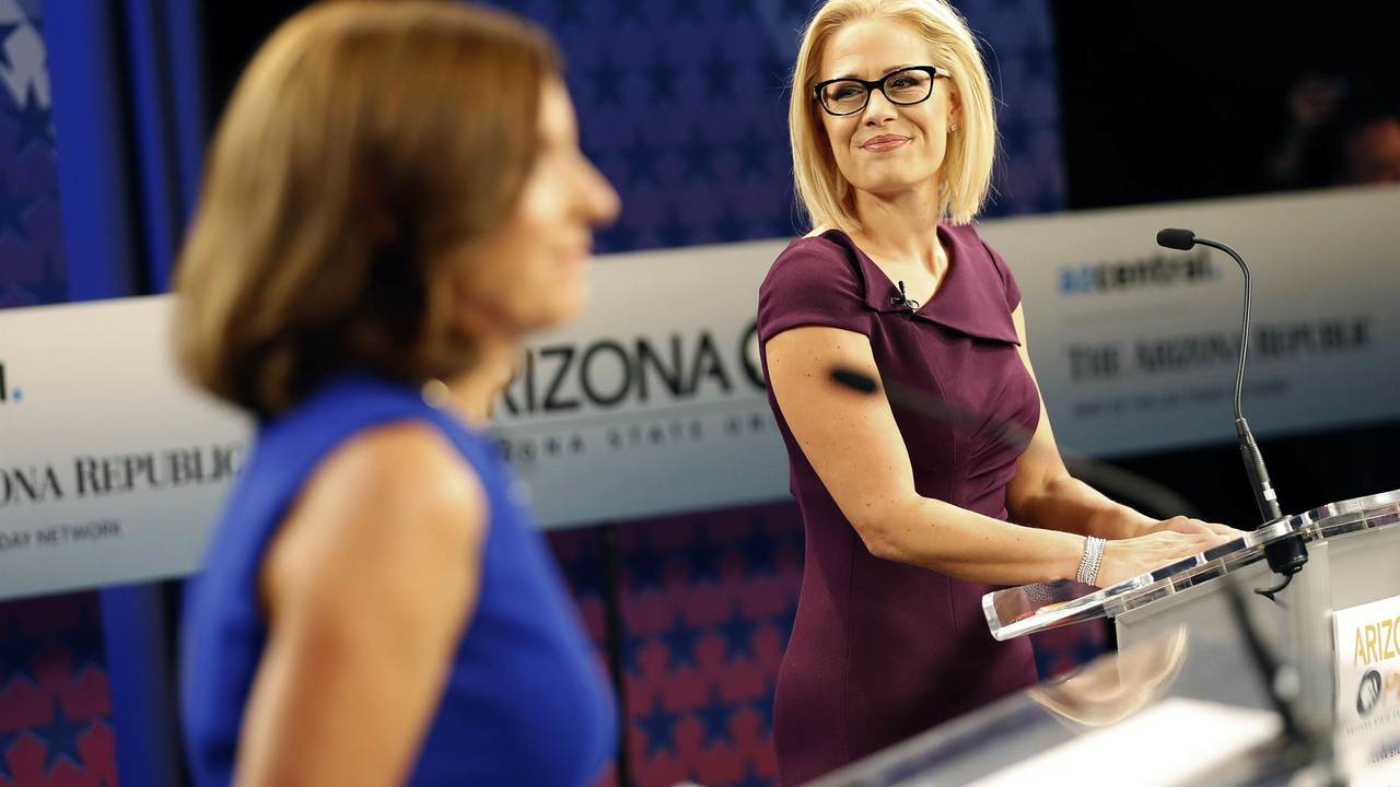 BREAKING: The Arizona Senate Race Between McSally and Sinema is Over