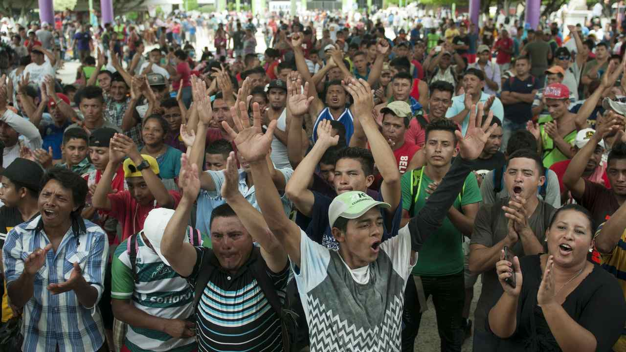 Thousands of Migrants Abandon Asylum Claims After Waiting in Mexico