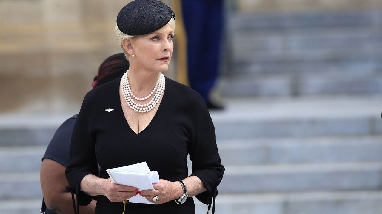 Cindy McCain Airs Her Latest Grievance with President Trump