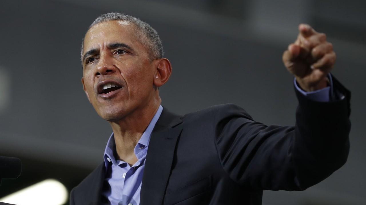 'Scandal Free' Obama Strikes Again
