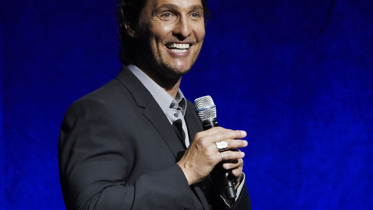 WATCH: Matthew McConaughey Hosts Virtual Bingo for Senior Living Facility