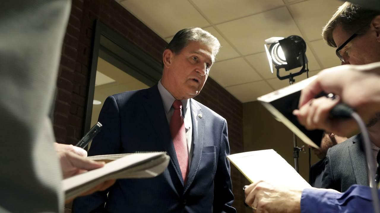 WV Senate: Joe Manchin Keeps His Seat