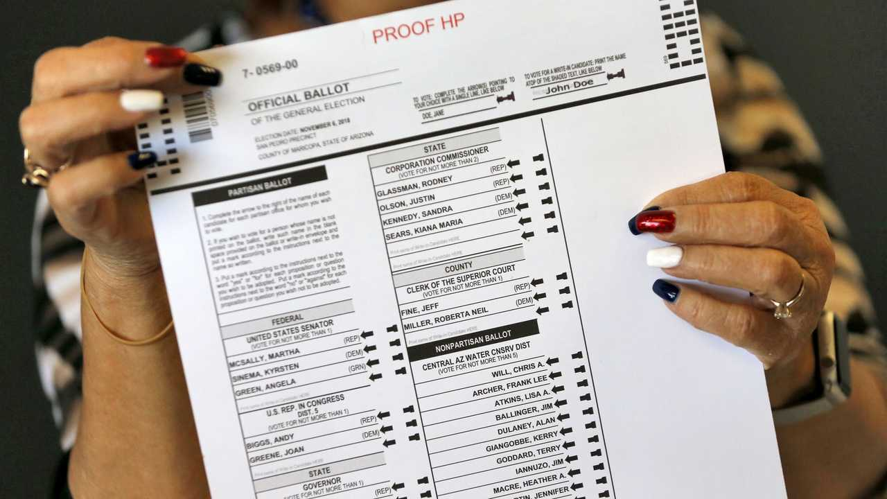 UPDATE: Secretary of State Urges Caution; It Appears There Was a Major Vote Counting Error in Arizona