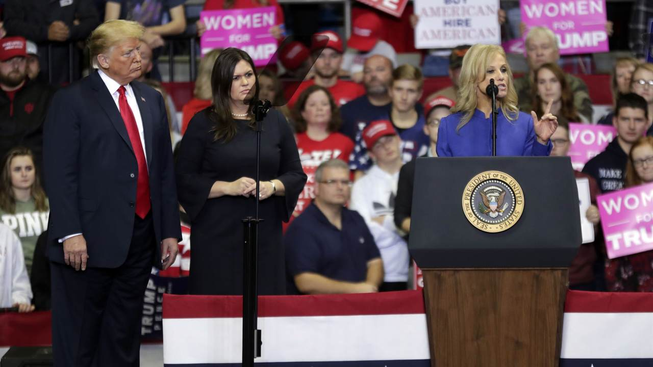 Republican Women Make the Case for President Trump's Re-Election at the RNC
