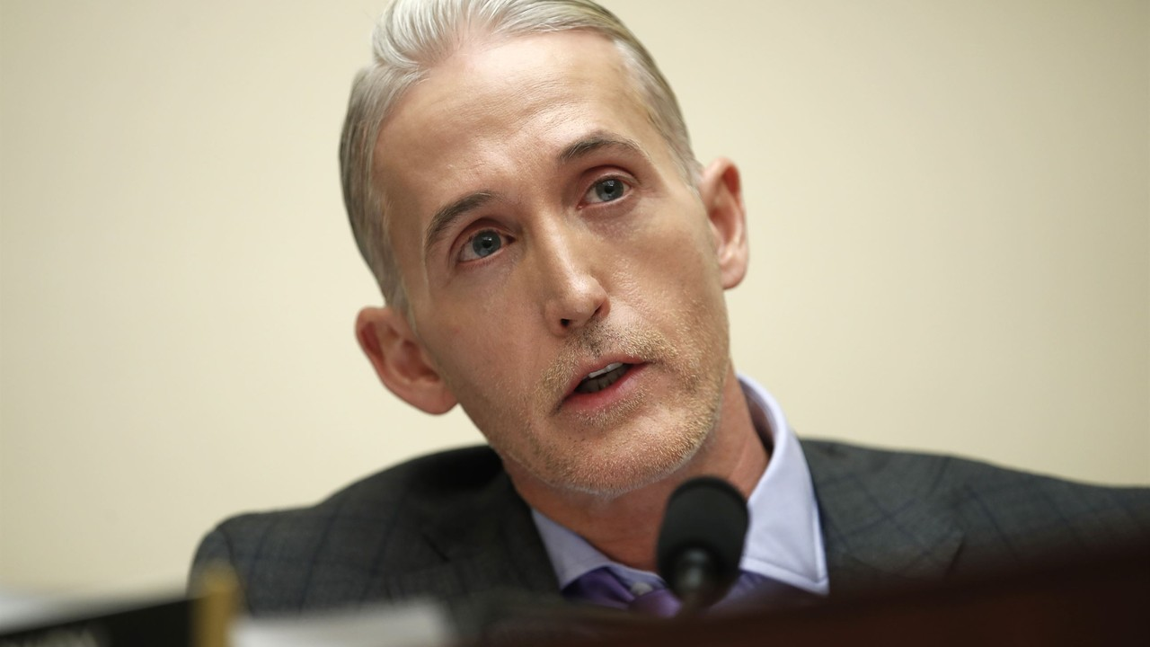 Rep. Gowdy: Memo Doesn't Impact Russian Probe, Dems. Should Be Equally Concerned About FISA Application