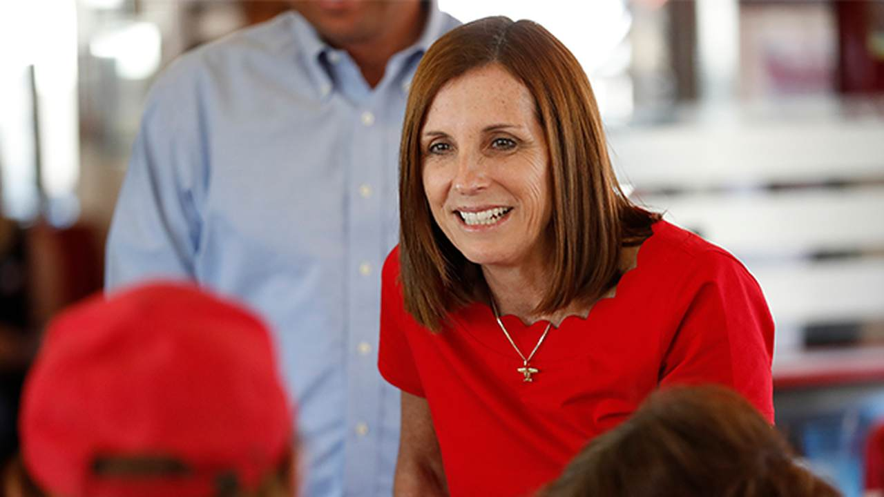 AZ Senate: McSally Directs Campaign Fundraising to Charities in Need During COVID-19