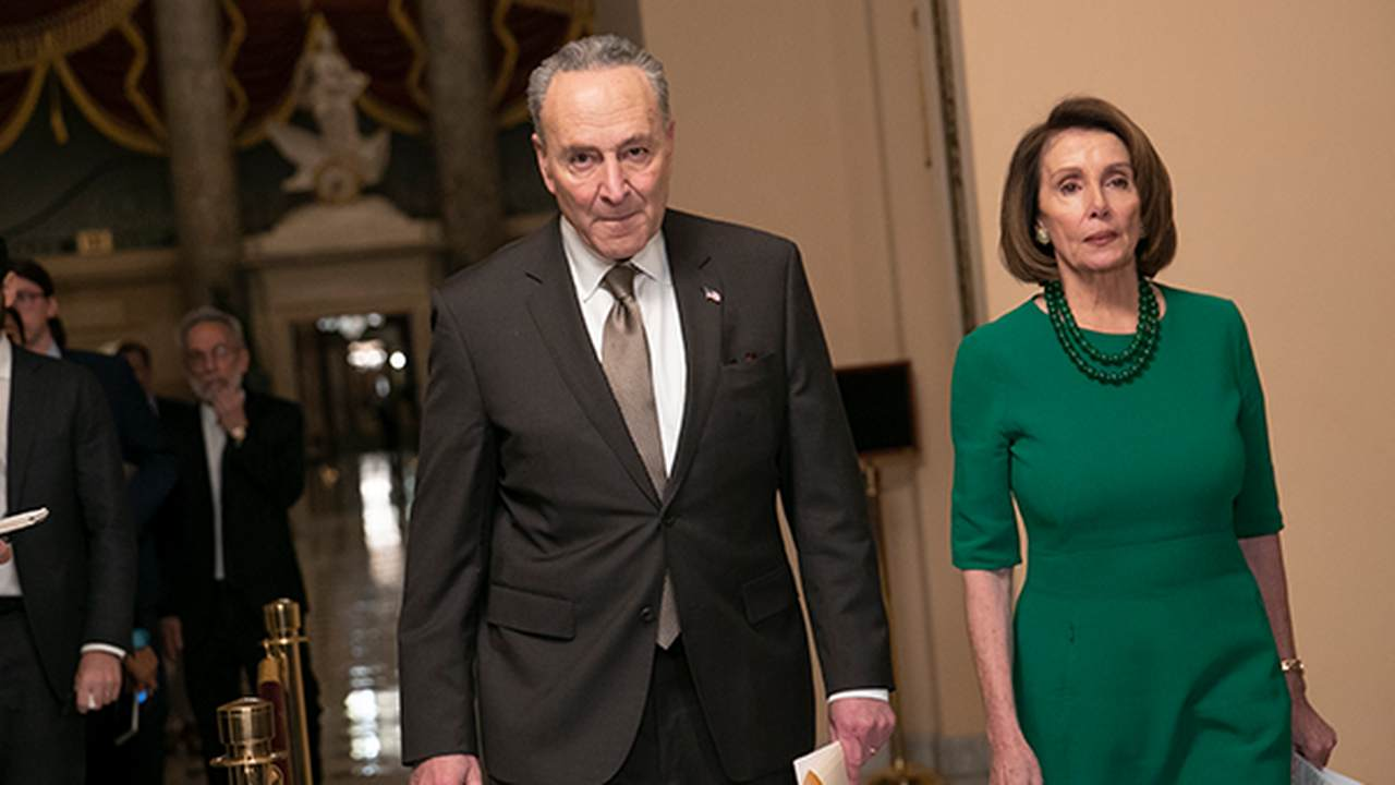 What Top Democrats Had to Say About Trump's Blistering Letter to Pelosi