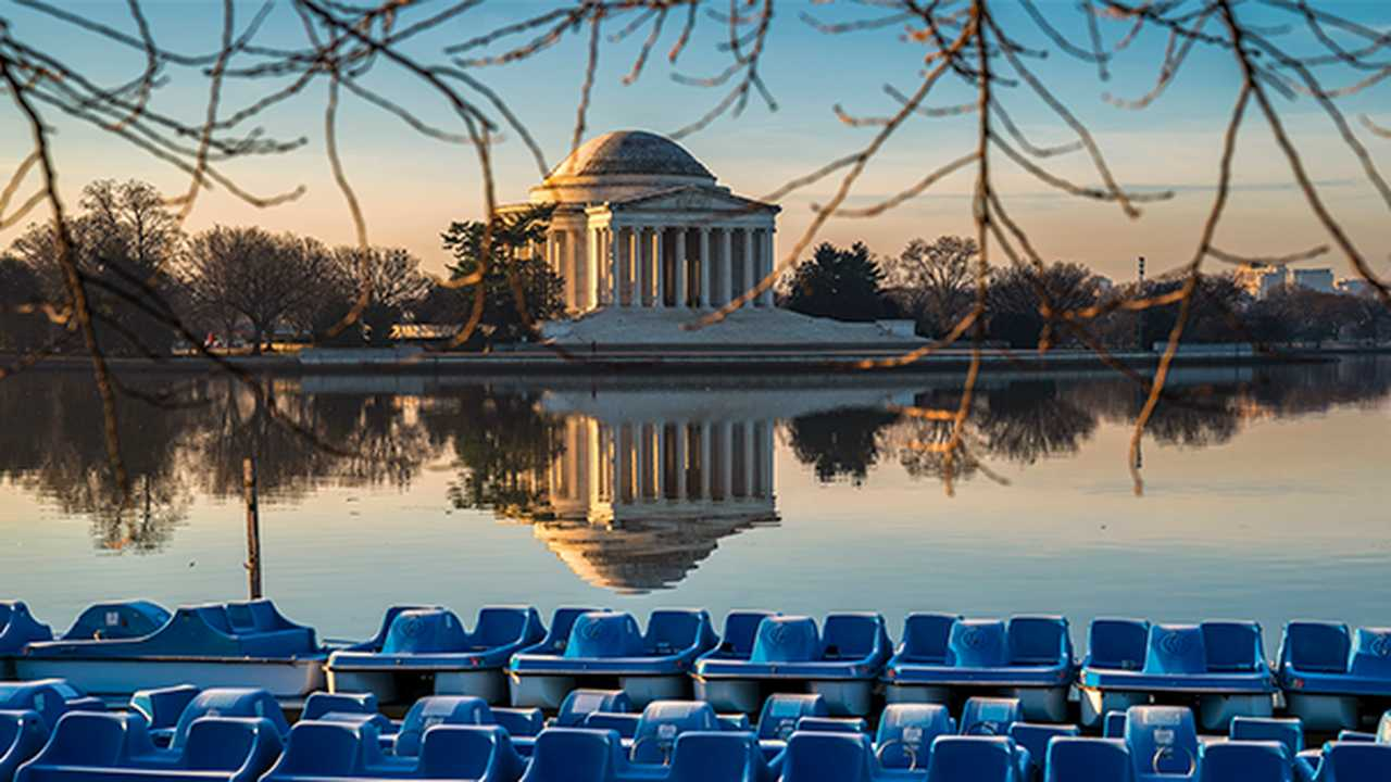 The Administration's Perfect Response to Insane Recommendation About DC Monuments
