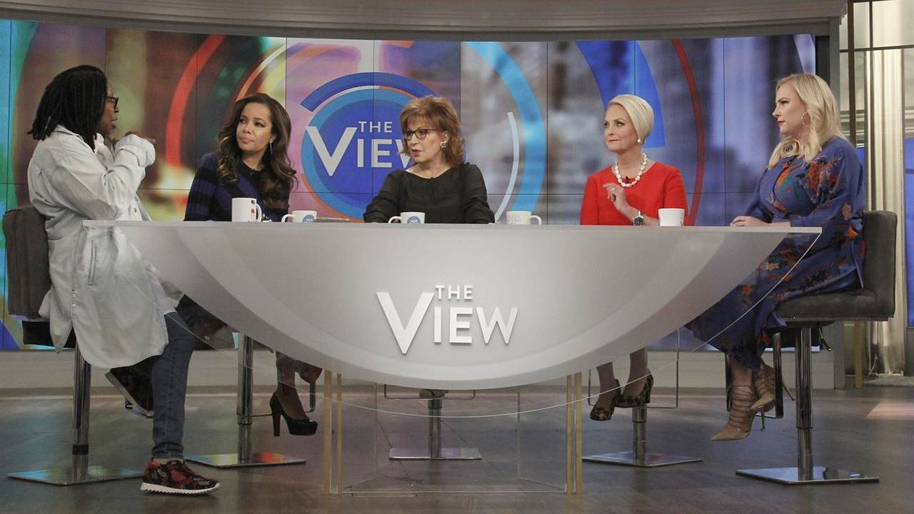 'The View's' Sunny Hostin Accuses Trump of Being More Worried About His Hotels Losing Money Than Lives