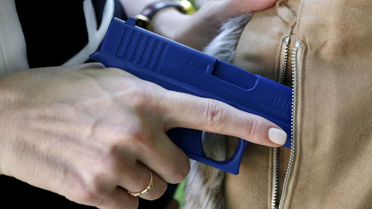 Virginia Social Worker: I Was Fired Over My Concealed Carry