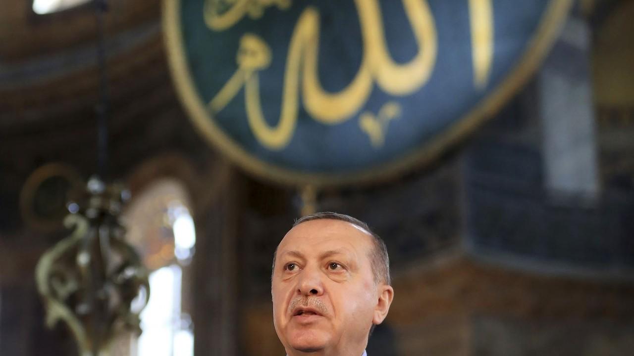 Turkey's Decision on Hagia Sophia Sparks International Outcry