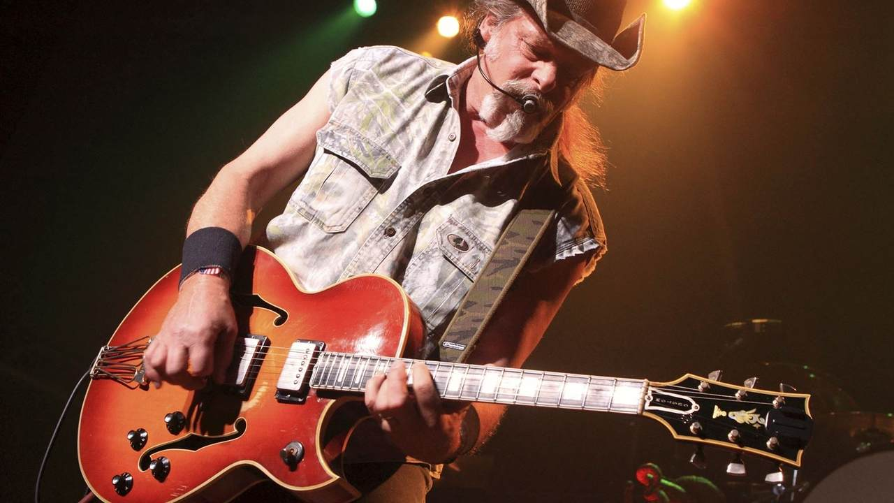 Pro-Gun Advocate Ted Nugent Turned Away Firearms At His Latest Concert. Here's Why.