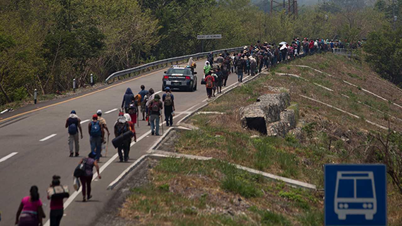 CBP's Mark Morgan Warns of Invasion at the Border if Trump-Era Policies Are Reversed