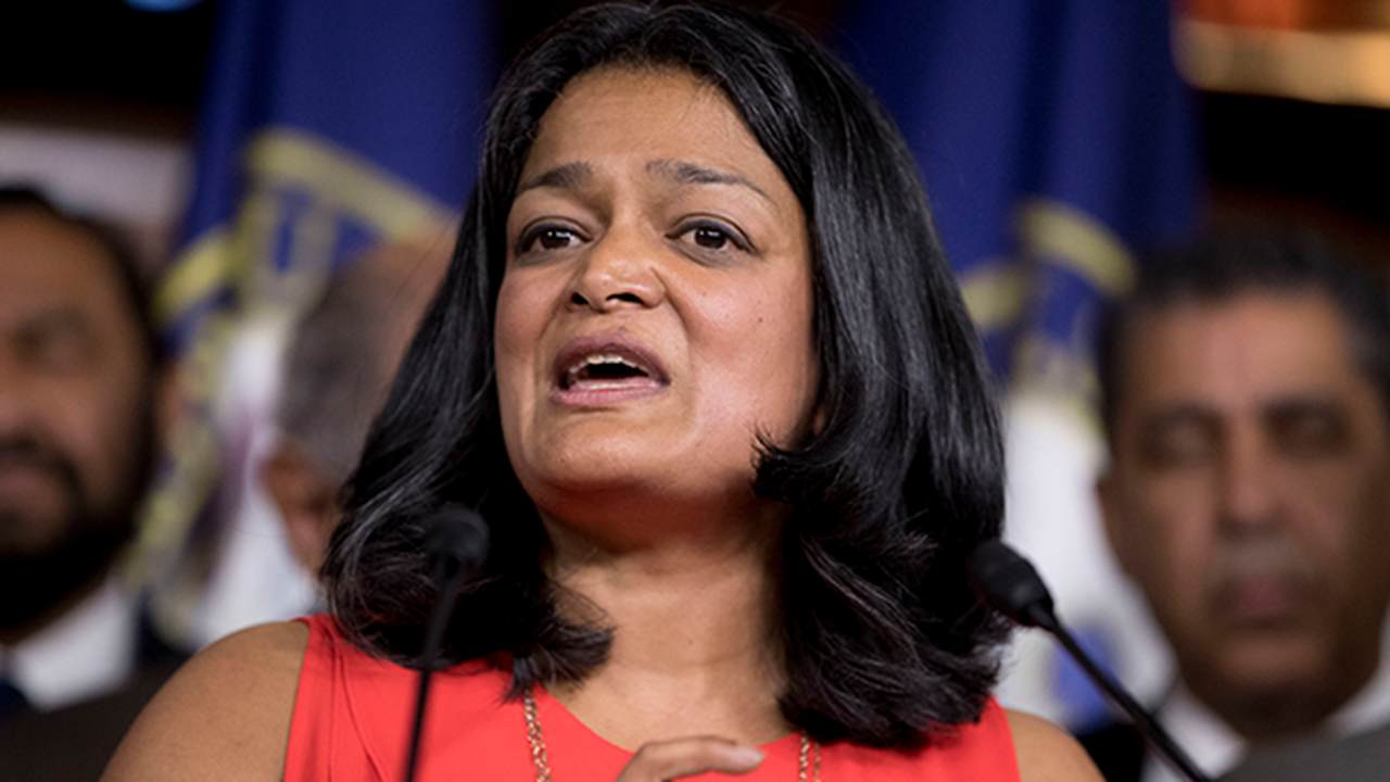 Rep. Pramila Jayapal: Trump's Coronavirus Relief Executive Orders Are Just a 'PR Stunt'
