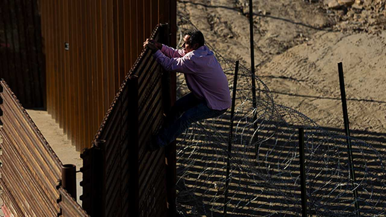 WATCH: Illegal Aliens Cause Destruction In the U.S. and Then Flee to Mexico
