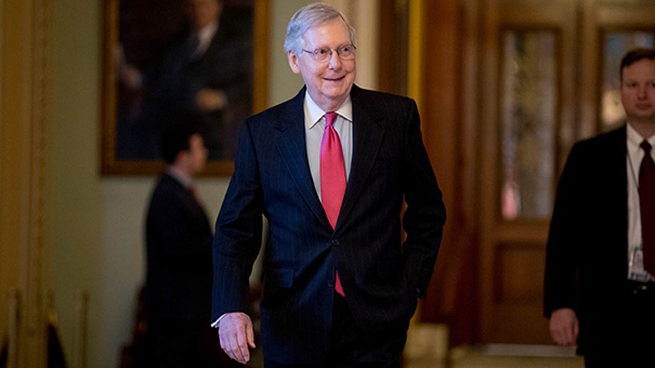 Meanwhile, Trump and McConnell Keep Confirming Federal Judges, 'Flipping' Several Circuit Courts