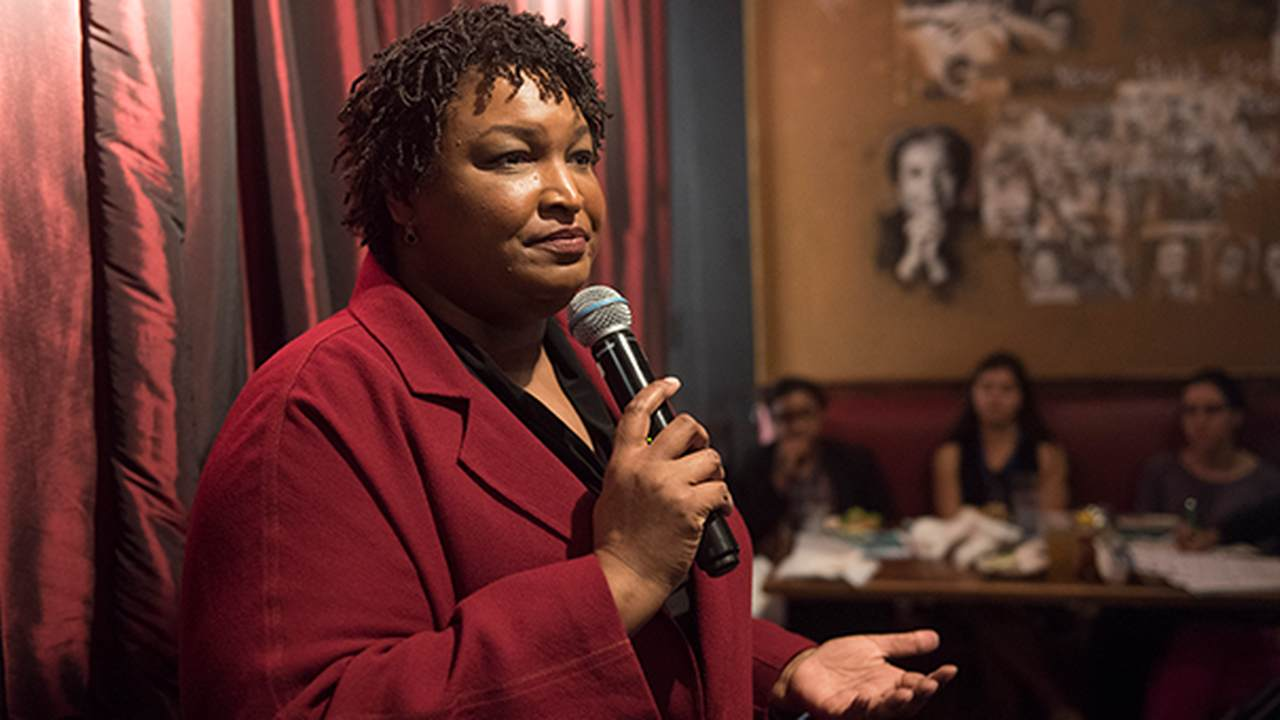 Abrams to Host Bloomberg After Candidate Makes $5 Million Donation to Abrams' Organization