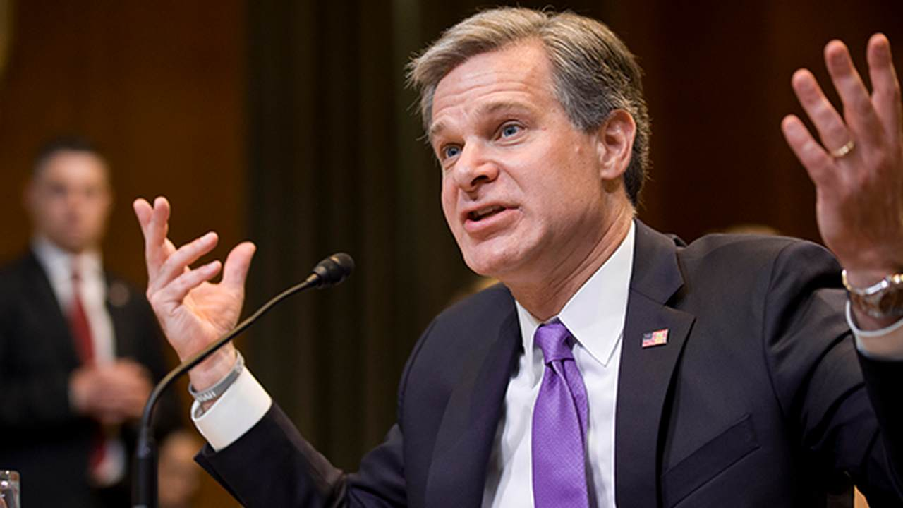 Excuse Me, FBI Director Wray, Did You Withhold Exculpatory Evidence From Michael Flynn?
