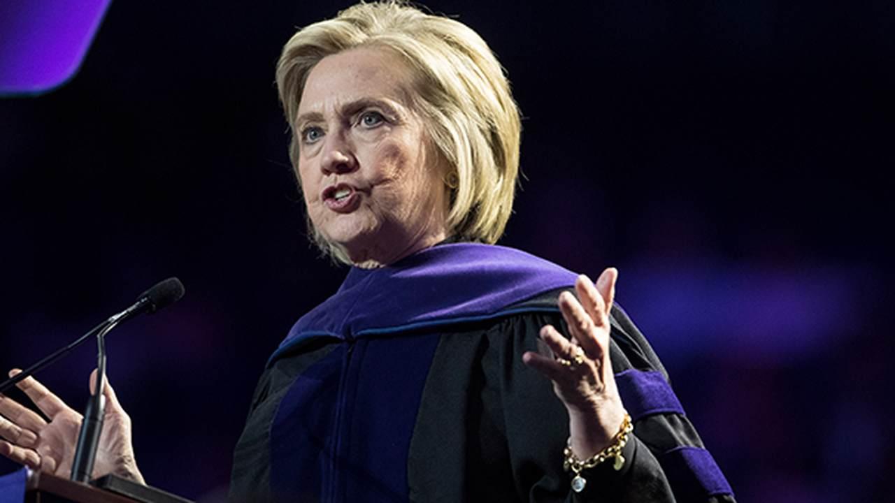 Hillary Clinton Detonates An Atomic Bomb Of Idiocy With Latest Swipe At Trump