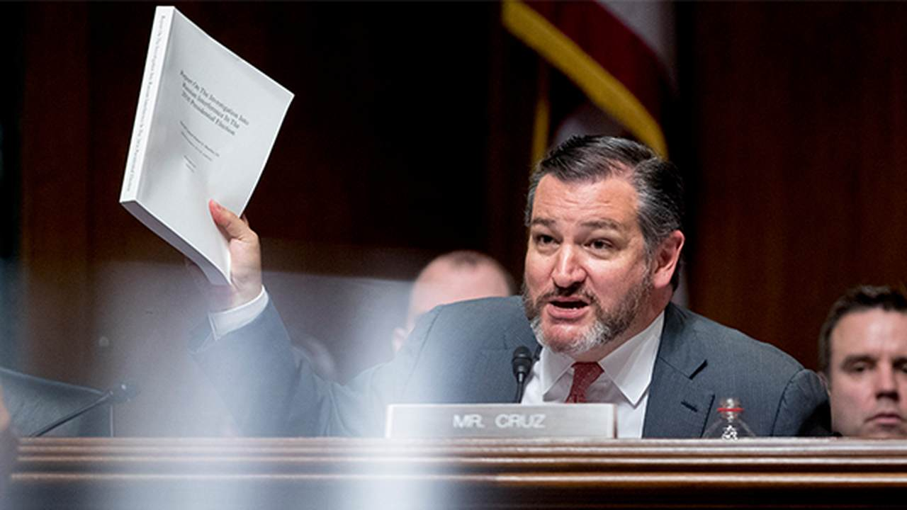 Ted Cruz Predicts What Will Happen if We 'Go Down the Road of Witnesses'