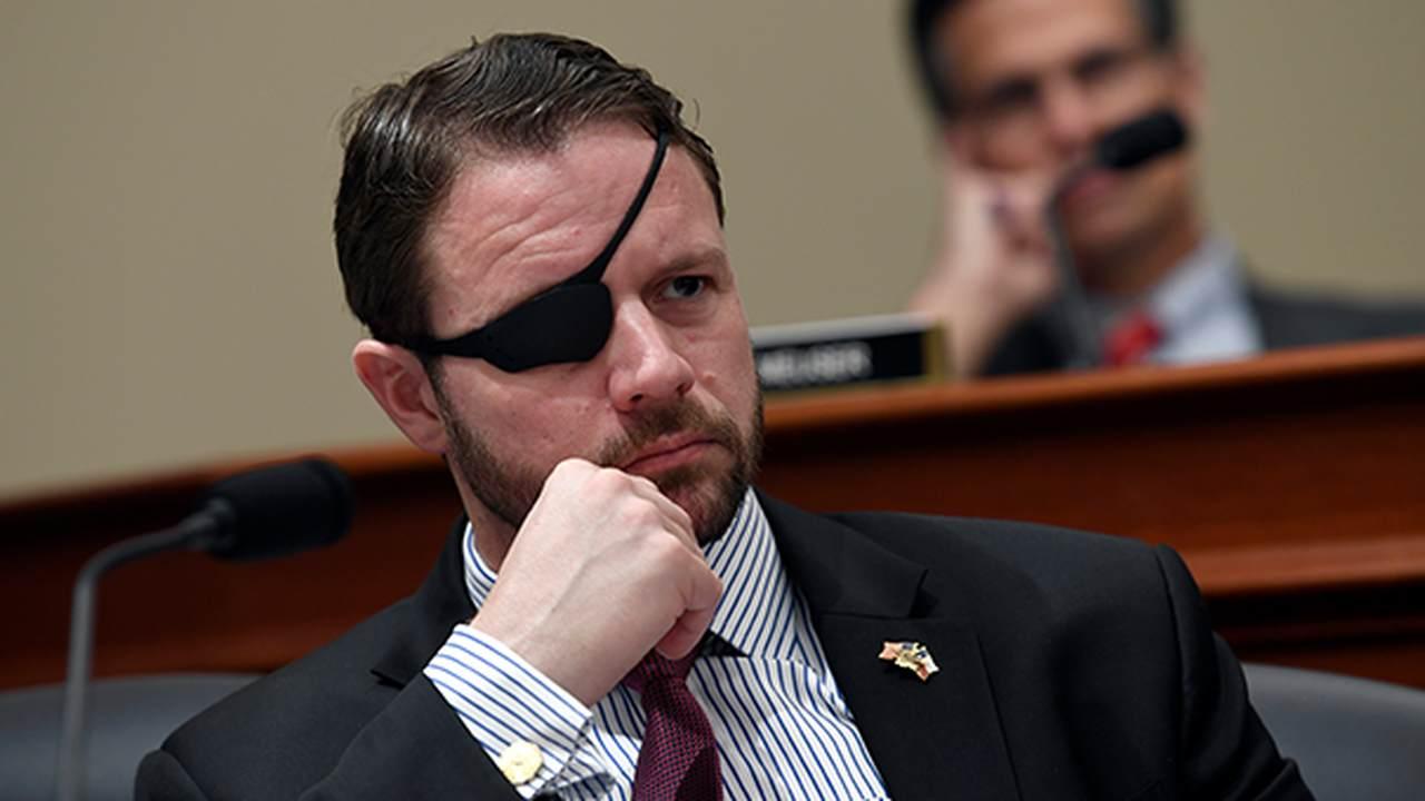 Dan Crenshaw, NY Lawmaker Reflect on Bizarre Non-Coronavirus Items Democrats Prioritized