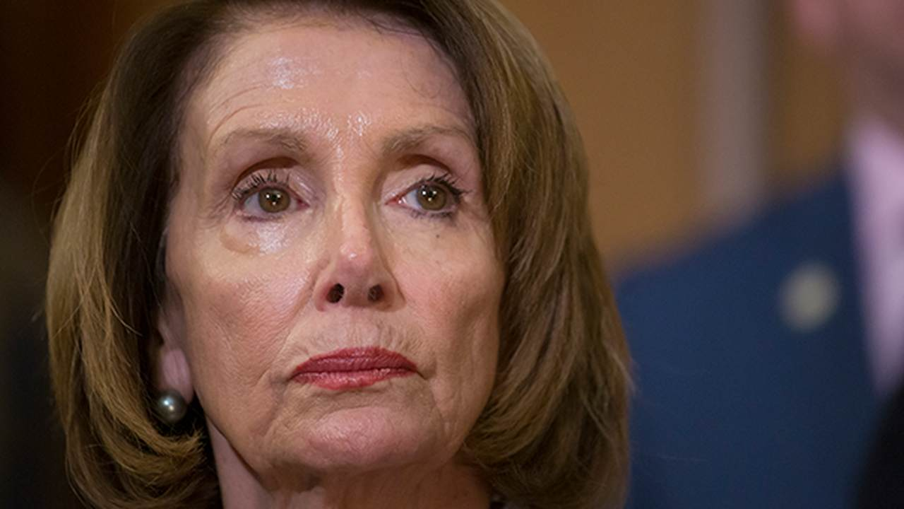 GROUNDED: Trump Just Took Away Pelosi's Ability to Travel Overseas on the Taxpayer Dime