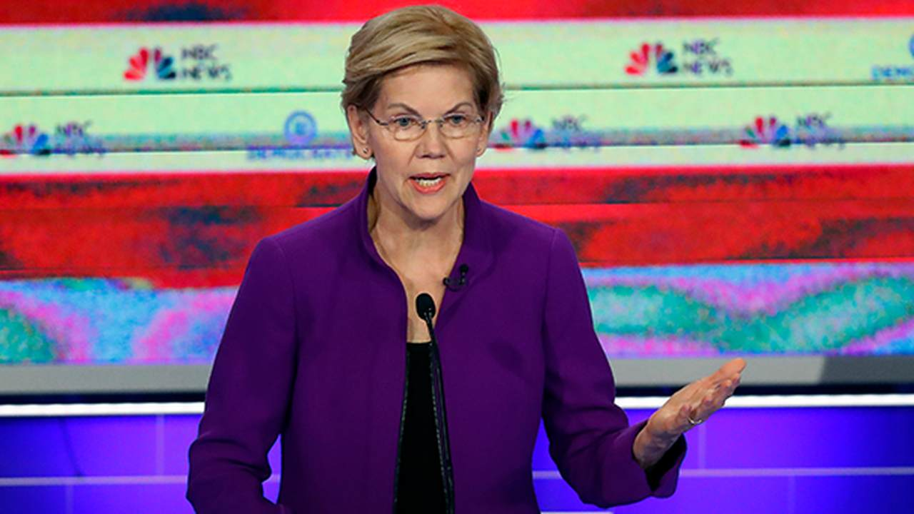 Elizabeth Warren Plans to Tax Americans Out of Their Second Amendment Rights