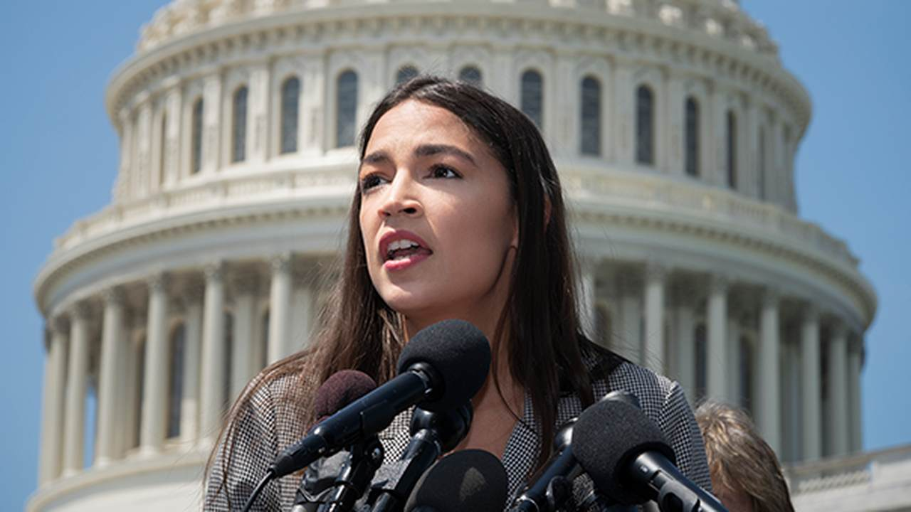 Rep. AOC Continues Her Push for Workers to Strike as States Begin to Reopen