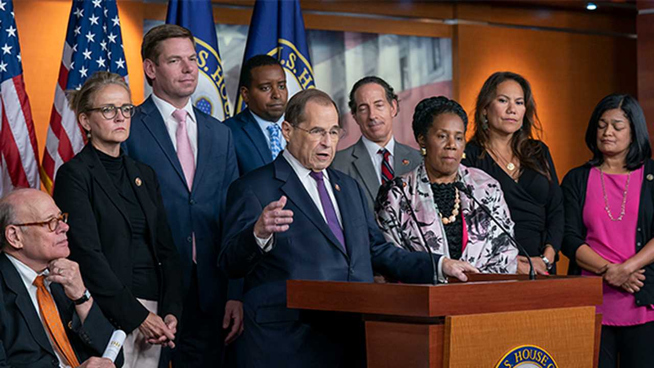 House Judiciary Dems Demand IG Horowitz to Investigate Barr After DOJ Drops Case Against Flynn
