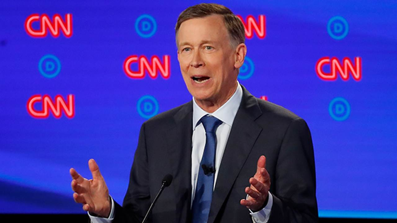 Ethics Report Released on Hickenlooper's Private Jet Travel